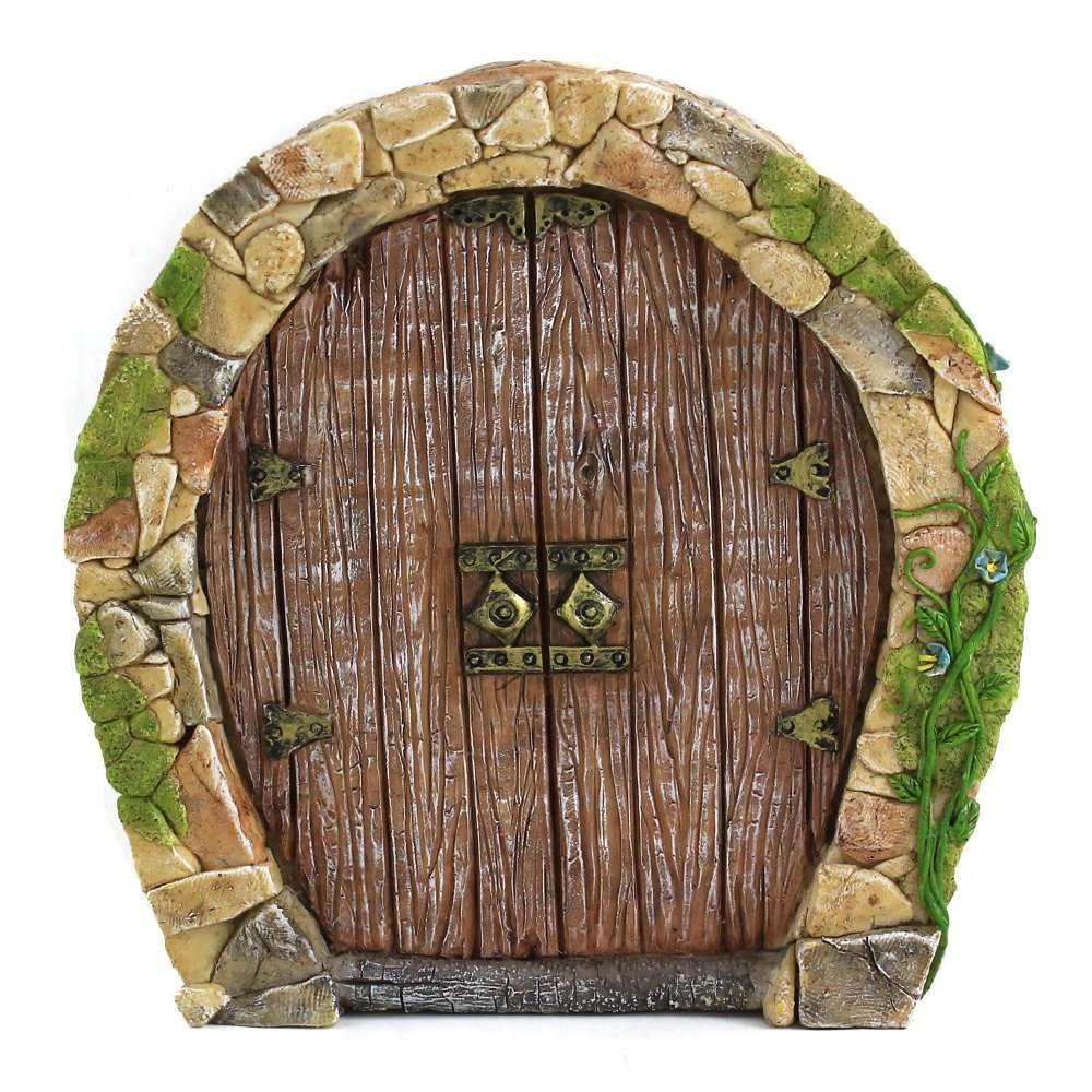Fairy Garden Gnome Door