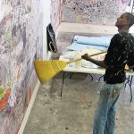 artist mark bradford
