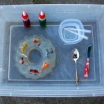 Jell-O Excavation | Sensory Play for Kids