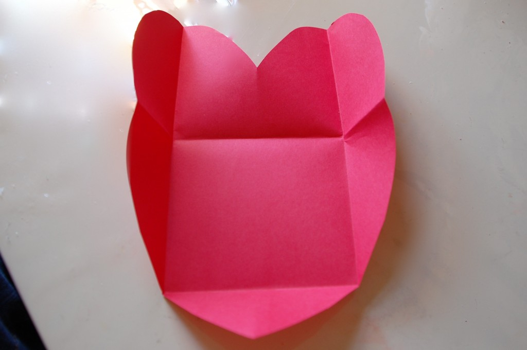 Handmade Valentine Cards The Amazing All In One Envelope