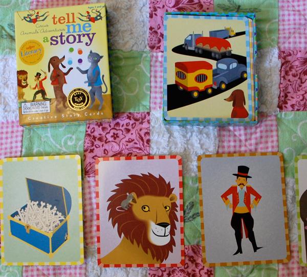 Storytelling with Kids - TinkerLab