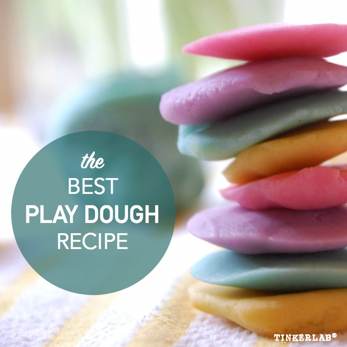 The Best Homemade Playdough Recipe Super Soft Lasts For Months