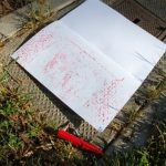 Looping Twisties through Paper