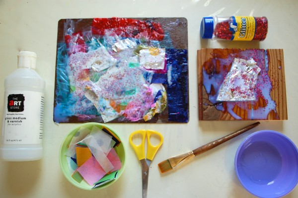 Make a plan for successful art making
