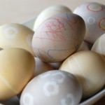 Egg Dyeing Experiments