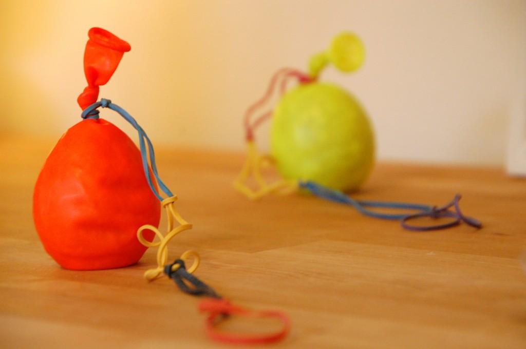 Simple Balloon Yo-Yo