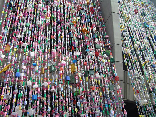 Creative Challenge #5: Plastic Bottles