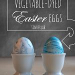 Vegetable-Dyed Easter Eggs