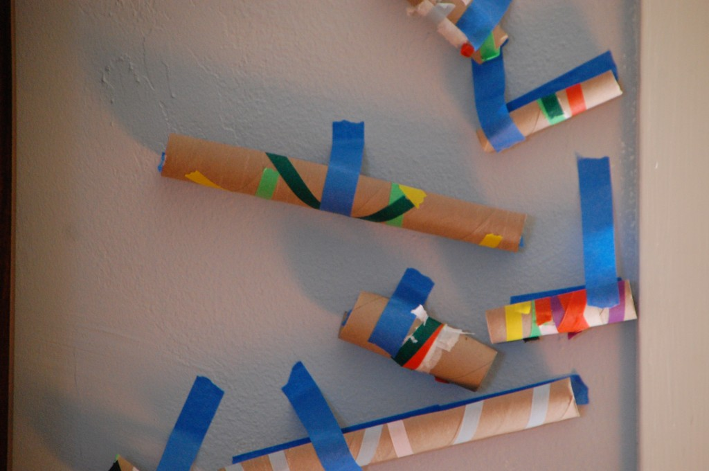 Easy DIY Marble Run that helps children problem-solve and think like engineers | TinkerLab.com
