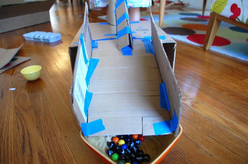 Cardboard Box Challenge Tinkerlab