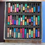Blending Chalk Pastels