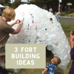 Ideas for Building Forts