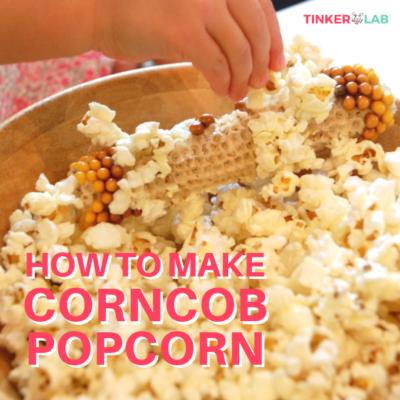 Popcorn Cob: How to Pop Popcorn from a Cob