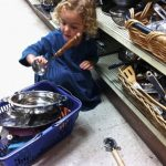 Thrifting for the Mud Pie Kitchen