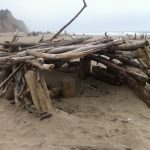 Driftwood Sculptures and See-Saws