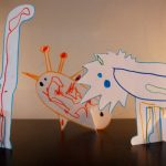 Pop-up Paper Zoo