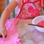 Fabric Stamping and Painting
