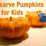Halloween Ideas | No-Carve Pumpkin Decorating