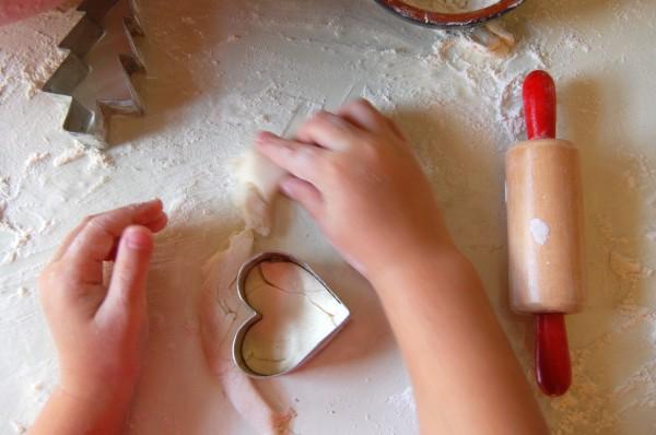 Salt Dough Ornaments | TinkerLab.com