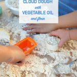 Cloud Dough Recipe