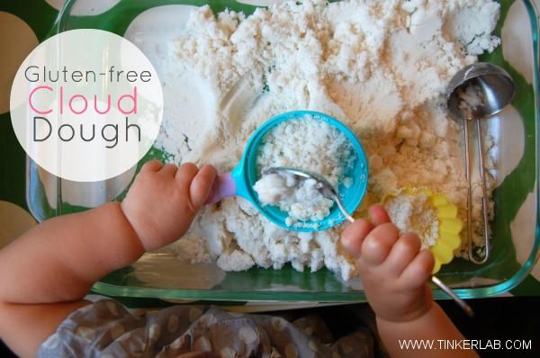 Gluten-free Cloud Dough