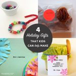 Last Minute Easy Handmade Gifts To Make With Kids