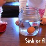 Science Experiment: The Floating Egg