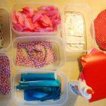 Self-serve Valentines for Kids