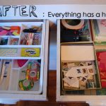 Organizing Art Supplies: Day Two