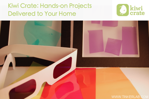 Associated projects to do at home.