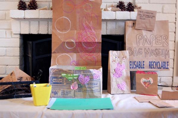 paper bag museum