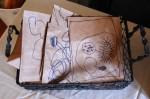 Creative Challenge 8: Paper Bags
