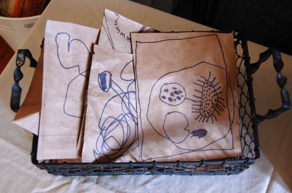 paper bag museum maps
