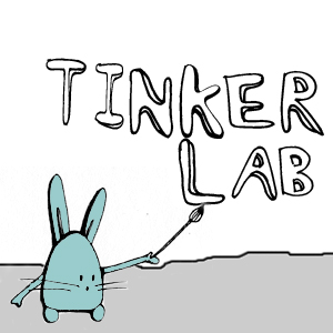 tinkerlab button