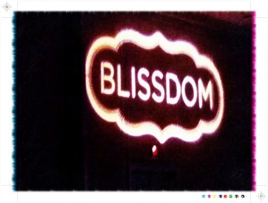 blissdom sign