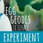 Egg Geodes Experiment