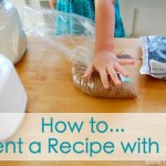 How to…Invent a Recipe with Kids
