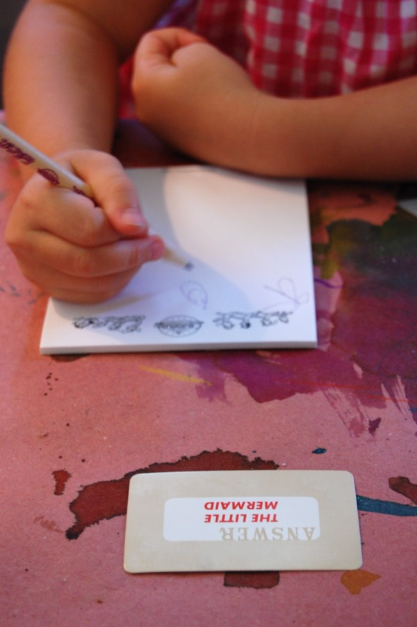 drawing games preschool