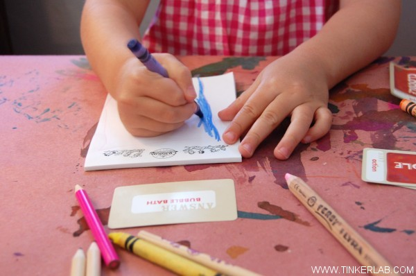 drawing game preschool