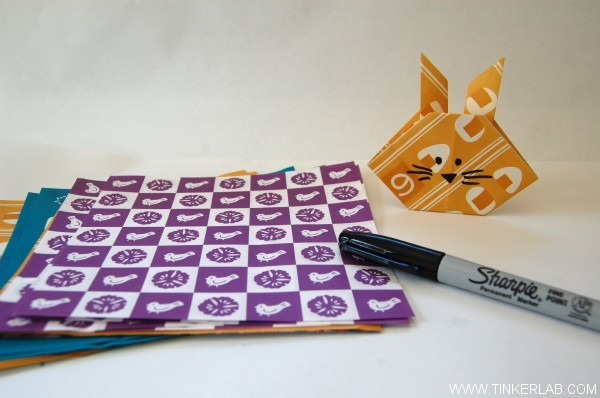 How to Fold an Origami Rabbit  Origami  WonderHowTo