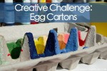 Creative Challenge: Egg Carton