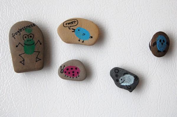 rocks magnets