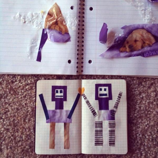 drawing ideas sketchbook