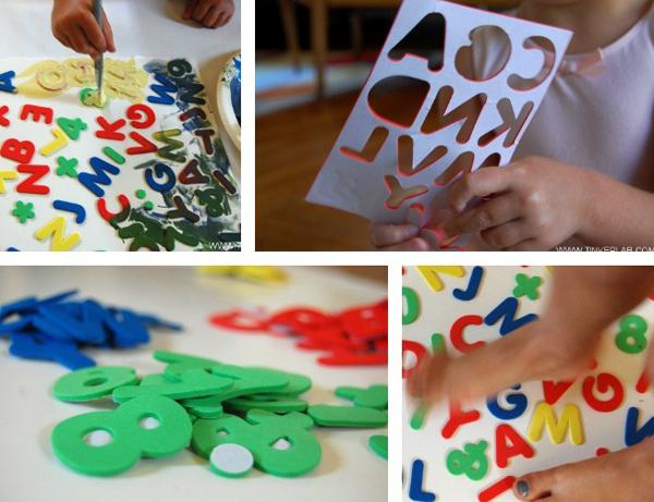 Explore Modern Artists with Kids: Jasper Johns