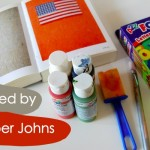 kids art jasper johns
