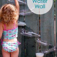 DIY Water Wall