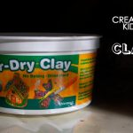 Easy Art: Air Dry Clay