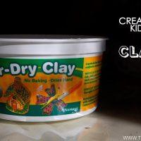 Easy Art: Air Dry Clay