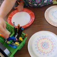 Circular Patterns + Creative Thinking