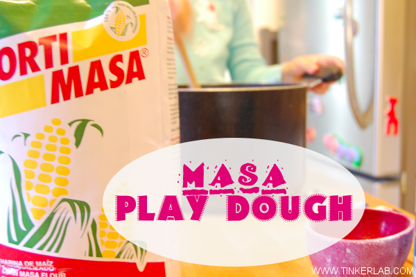 masa play dough